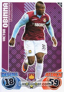 Victor Obinna (West Ham United)