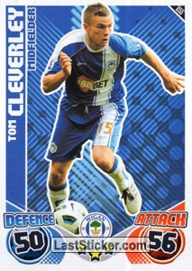 Tom Cleverley (Wigan Athletic)