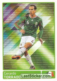 Gerardo torrado (Mexico) (Players In Action)