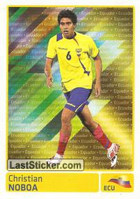 Christian Noboa (Equador) (Players In Action)