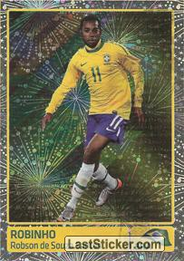 Robinho (Brasil) (Players In Action)