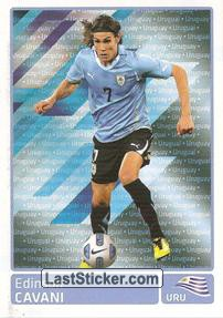 Edinson Cavani (Uruguai) (Players In Action)