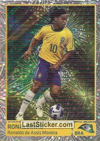 Ronaldinho (Brasil) (Players In Action)