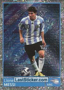 Lionel Messi (Argentina) (Players In Action)