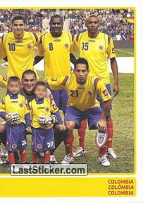 Colombia squad (Colombia)