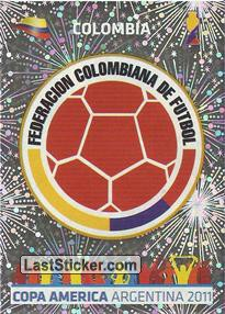Badge Colombia (Colombia)