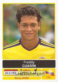 Freddy Guarin (Colombia)