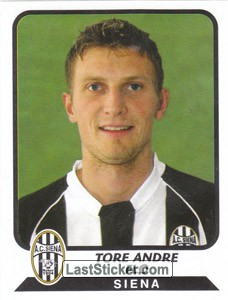 Tore Andre Flo (Siena)