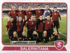 Squadra Salernitana (Salernitana)