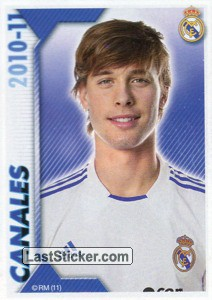 Canales (Real Madrid)