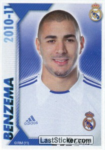 Benzemá (Real Madrid)
