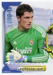 Adán (Mosaico) (Real Madrid)