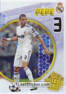Pepe (Mosaico) (Real Madrid)