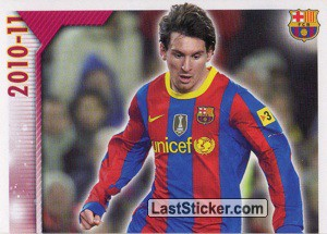 Messi in action (1 of 2) (Messi)