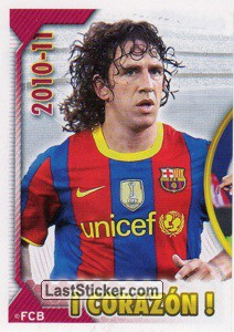 Puyol (Serie Oro) (! Corazon !) (1 of 2) (Puyol)