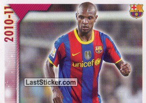Abidal in action (1 of 2) (Abidal)