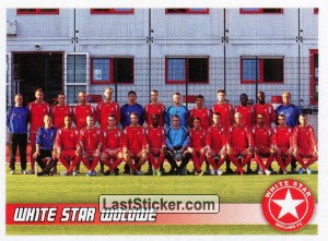 White Star Woluwe (Team) (Division 3B)