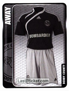 Away Kit (Derby County)