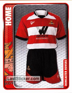 Home Kit (Doncaster Rovers)