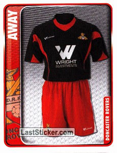 Away Kit (Doncaster Rovers)