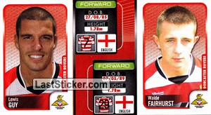 Lewis Guy/Waide Fairhurst (a/b) (Doncaster Rovers)