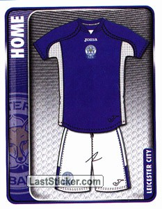 Home Kit (Leicester City)