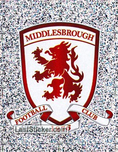 Club Badge (Middlesbrough)