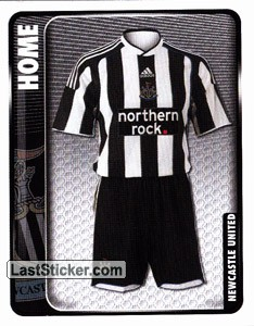 Home Kit (Newcastle United)