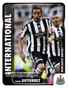 Jonas Gutierrez (Internationals Part 2)