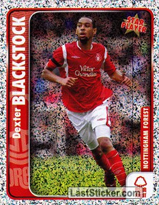 Dexter Blackstock (Nottingham Forest)