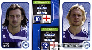 George Boyd/Craig Mackail-Smith (a/b) (Peterborough United)