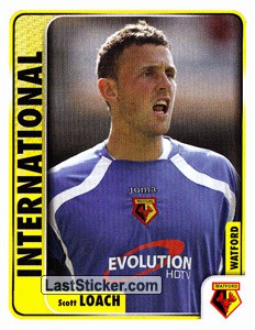 Scott Loach (Internationals Part 3)