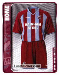 Home Kit (Scunthorpe United)