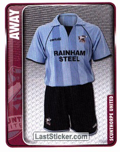 Away Kit (Scunthorpe United)