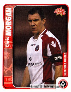 Chris Morgan (Sheffield United)