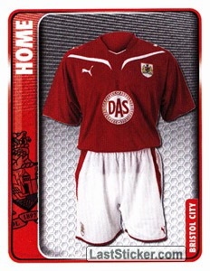 Home Kit (Bristol City)