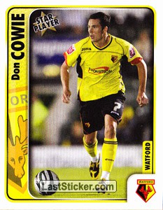 Don Cowie (Watford)