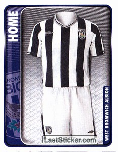 Home Kit (West Bromwich Albion)