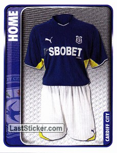 Home Kit (Cardiff City)