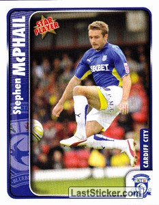Stephen Mcphail (Cardiff City)