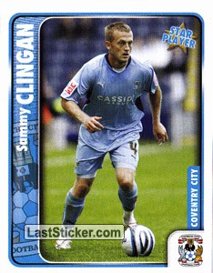Sammy Clingan (Coventry City)