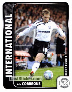 Kris Commons (Internationals Part 1)