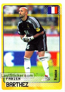 Fabien Barthez (France)
