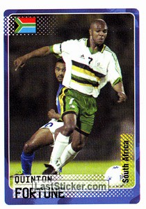 Quinton Fortune (South Africa)