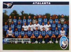 Squadra (Team Photo) (Atalanta)