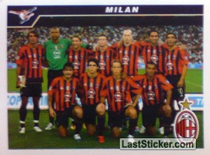 Squadra (Team Photo) (Milan)