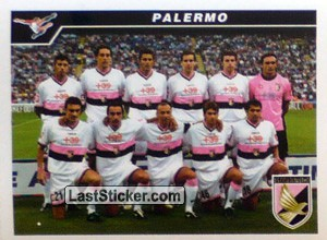 Squadra (Team Photo) (Palermo)