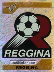 Scudetto (Club Emblem) (Reggina)