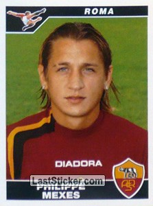 Philippe Mexes (Roma)