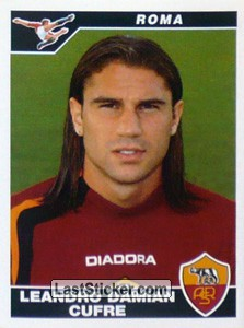 Leandro Damian Cufre (Roma)